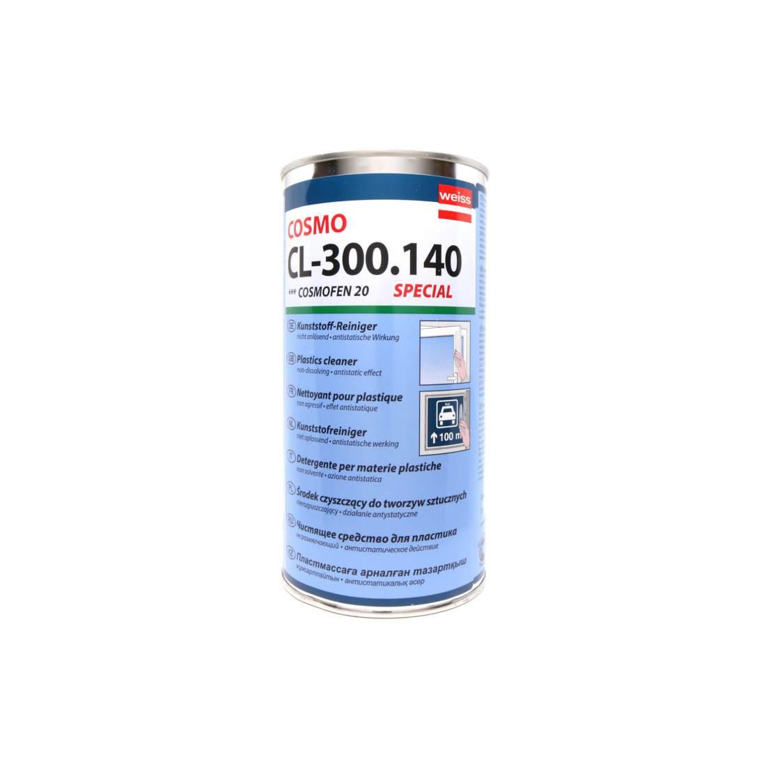 Cosmofen PVC tisztító folyadék